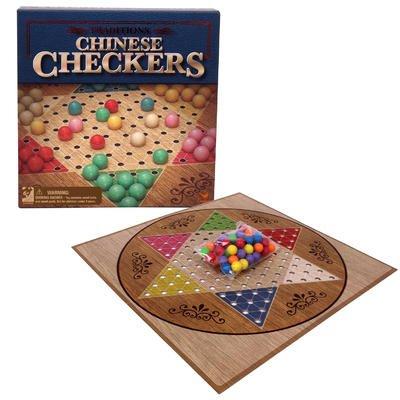 (TRADITONAL CHINESE CHECKERS GAME)