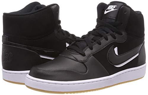 Basket Nike black 002 Brown black Scarpe Multicolore Ebernon Light Mid Da Prem gum white Uomo qnBqxXr