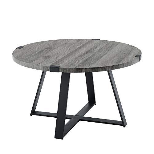 WE Furniture AZF30MWCTSG Coffee Table, 30