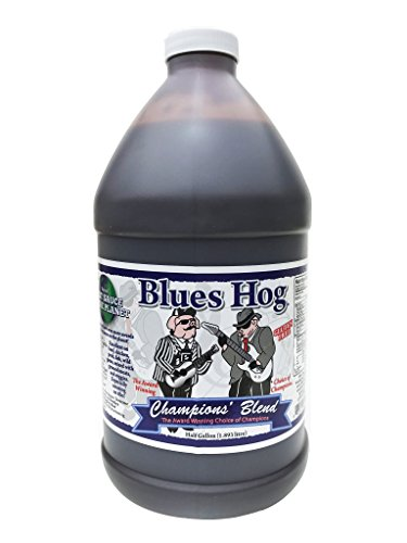 Blues Hog Champions' Blend Barbecue Sauce 1/2 Gallon! Voted