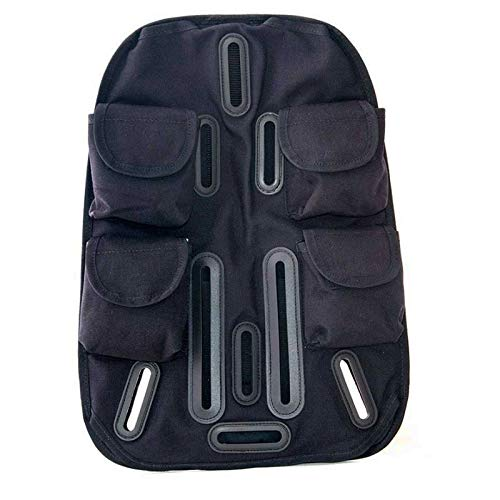 OMS Backplate Pad w/Weight -