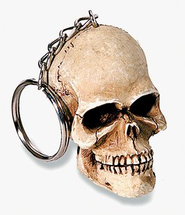 Key Ring Skull GM Impexit