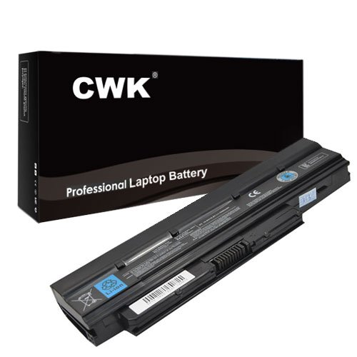 CWK® New Replacement Laptop Notebook Battery for Toshiba Mini NB500 NB505 NB525 NB550D PA3821U-1BRS PA3820U- PABAS231 NB505-N500 NB505-N500BL NB505-N508 PA3820U-1BRS Toshiba Satellite T210 T210D T215D T230 T235 T235D PA3821U-1BRS NB505 PA3821U-1BRS