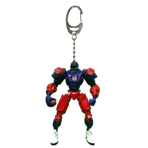 Fox Sports Team Robot Key Chain, 3-inches ()