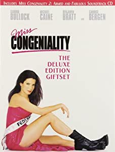 Miss Congeniality - The Deluxe Edition + Miss Congeniality 2 CD Soundtrack