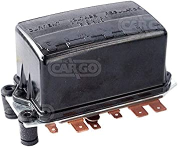 130883 DYNAMO LUCAS TYPE REGULATOR RB 340 14 V CUTOUT CONTROL BOX 22 A