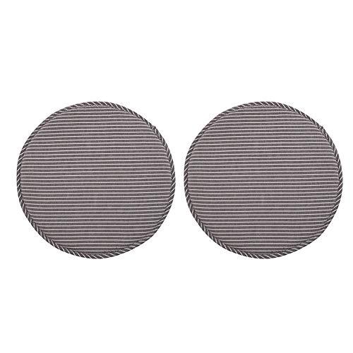 - TMJJ Round Stool Bar Pad Soft Sponge Seat Pad Diametre 13