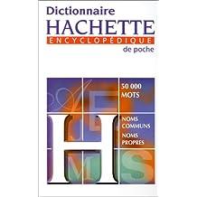 PETIT DICTIONNAIRE HACHETTE