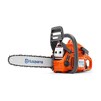 "Husqvarna 966761807 135 3/8 Pitch .050 Gauge Chainsaw, 16"""