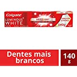 Creme Dental Colgate Luminous White Brilliant Mint 140g