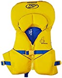 Stohlquist Unisex Infant/Toddler Nemo Infant Life Jacket/Personal Floatation Device (Yellow/Blue, Less Than 30-Pound)