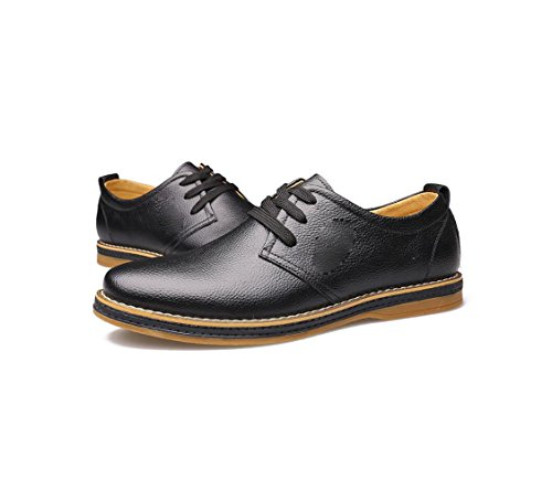 Doux Toile Occasionnels Couleur Black Chaussures De Rond Business Eté Printemps Pointu Hiver Sports Ruban Automne Hommes PSA6I1nqq