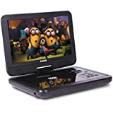 Portable DVD Player (DVD-PT-10C)