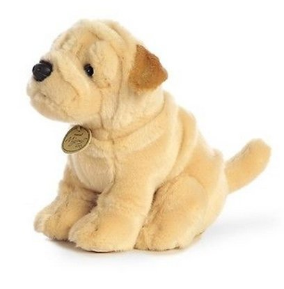All Seven @ New Arrival Sharpei Puppy Dog Plush Stuffed Animal Toy 10