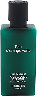 Hermes Eau D'orange Verte Body Lotion, 1.35 Ounce