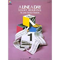 A Line a Day: Sight Reading Level 1