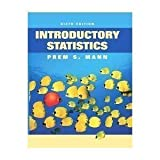 img - for (WCS)Introductory Statistics Sixth Edition for California State Polytechnic University, Pomona by PREM S MANN (2008) Paperback book / textbook / text book