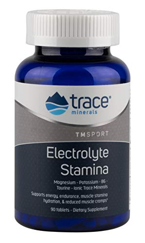 Trace Minerals Electrolyte Stamina Tablets