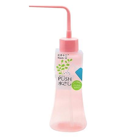 Pennyninis 250 ml Sukkulenten Gießflaschen Blumenkübel Wasserkanister Kunststoff biegen Mund Squeeze Flasche Haushalt Mini Ga