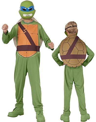 Teenage Mutant Ninja Turtles Leonardo Action Blister Pack Childs Costume Set
