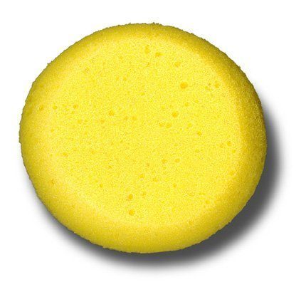 Synthetic Silk Sponges Are Clean, Absorbent and Inexpensive (Pkg of 50)