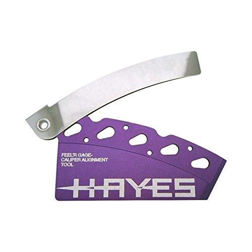 (Hayes Brake Pad & Rotor Alignment)
