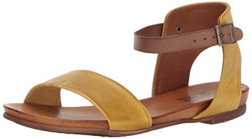 Women's Miz Mooz Fashion ALANIS Yellow Sandals BqwO5qxF