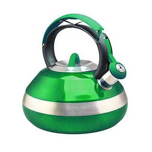 kitchen aid tea kettle red - 7