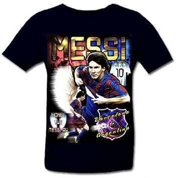 bffcb02a1eb FC Barcelona Lionel Messi T-Shirt