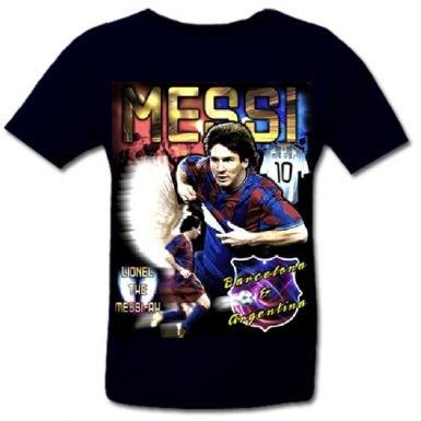 FC Barcelona Lionel Messi - Barcelona Original Fc Shirt