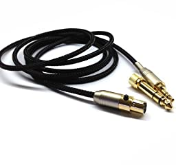 1.2m Replacement Audio upgrade Cable For AKG Q701 K702 K271s 240s Headphones Headset