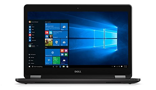"Dell Latitude LatE7470-5395BLK 14"" FHD Ultrabook (Intel Core i5-6300U, 4GB RAM, 128GB SSD, Windows 7 Pro)"