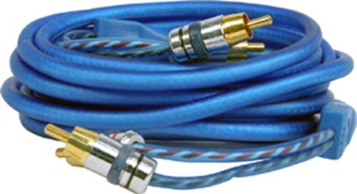 Double Shielded Competition Series - DB Link CL20Z 20FT Double Shielded Competition Series RCA Cable Model: CL20Z Car/Vehicle Accessories/Parts
