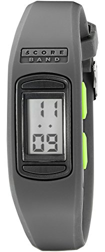 ScoreBand Play Four Mode Scorekeeping Watch, Gray