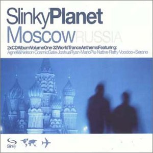 Slinky Planet: Moscow Russia by Import [Generic]