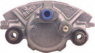 Brake Caliper Unloaded Cardone 18-4617S Remanufactured Domestic Friction Ready