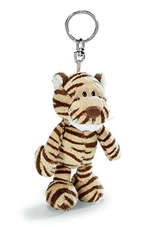 NICI - Wild Friends XXII: Llavero BB con Figura de Tigre ...