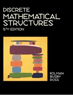 Discrete mathematical structures 6th edition bernard kolman discrete mathematical structures 5th edition fandeluxe Gallery