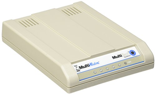 MultiTech Systems MultiModemZDX V.92/56K Data/Fax Modem (MT5656ZDX) by Multi-Tech Systems