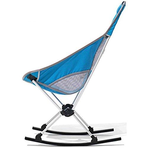 Helinox (ヘリノックス) Chair Two Rocker チェアツーロッカー ロッキングチェア (ブルー) [並行輸入品] B06WRN7TKB