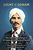 img - for Light of Soham: The Life and Teachings of Sri Gajanana Maharaj of Nashik book / textbook / text book