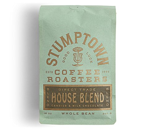 Stumptown Coffee Roasters With few exceptions Beans, Stumptown House Blend, 12 oz