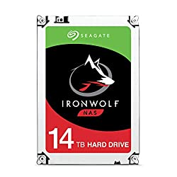 Image of the product Seagate IronWolf 14TB NAS that is listed on the catalogue brand of Seagate.