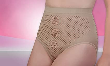 75502abdc8a6b Image Unavailable. Image not available for. Color  3 in 1 Magnetic Slimming  Panties ...
