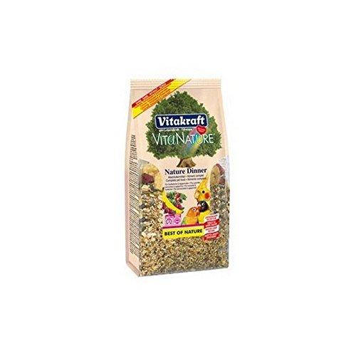 (Vita Nature Cockatiel Dinner 750g (Pack of 2))