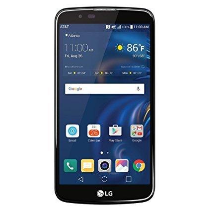 LG K10 K425 AT&T Unlocked 5.3'' TFT Display 1.5GB RAM 16GB Internal 8MP Camera Phone - Blue