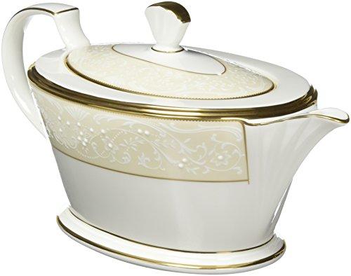 Review Noritake White Palace Tea