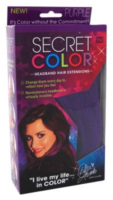 Secret Color Headband Hair Extensions (Headband Hair Extensions)
