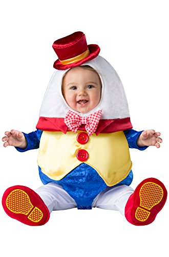 Fun World Baby Humpty Dumpty, Multi, L