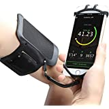 Sportuli Sports Armband [2018 Upgraded Design] for Workout Jogging Hiking Taking Photos Selfie, Cell Phone Holder with Removable HOOK&LOOP for iPhone 8 7 6s Plus, Samsung Galaxy S9 S8 S7, LG and More